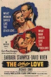 Caratula, cartel, poster o portada de El otro amor