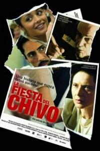 Caratula, cartel, poster o portada de La Fiesta Del Chivo
