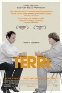 Caratula, cartel, poster o portada de Terri