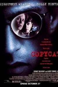 Caratula, cartel, poster o portada de Copycat