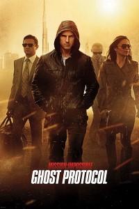 Caratula, cartel, poster o portada de Misión imposible: Protocolo fantasma