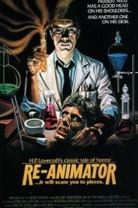 Caratula, cartel, poster o portada de Re-Animator