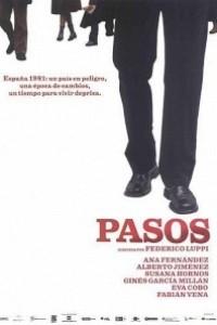 Caratula, cartel, poster o portada de Pasos