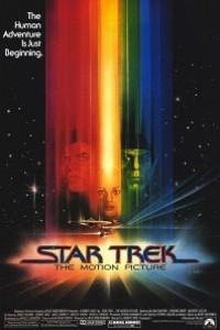 Caratula, cartel, poster o portada de Star Trek, la película