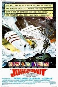 Caratula, cartel, poster o portada de El enigma se llama Juggernaut