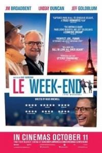 Caratula, cartel, poster o portada de Le Week-End