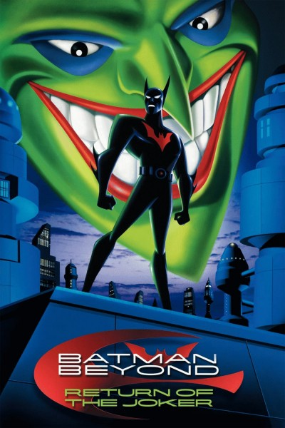 Caratula, cartel, poster o portada de Batman del futuro: El regreso del Joker