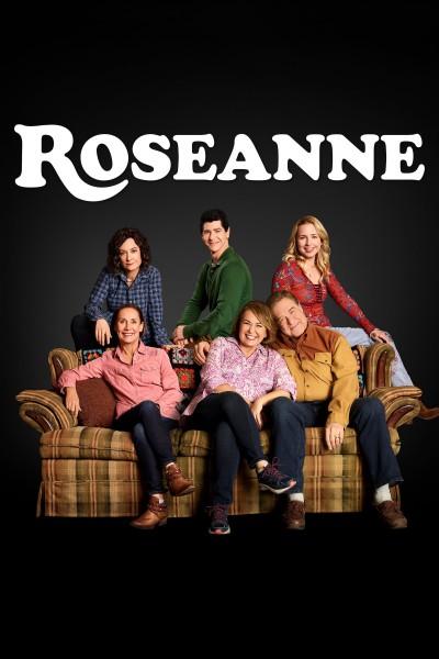 Caratula, cartel, poster o portada de Roseanne