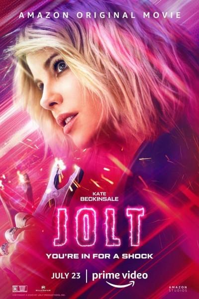 Caratula, cartel, poster o portada de Jolt