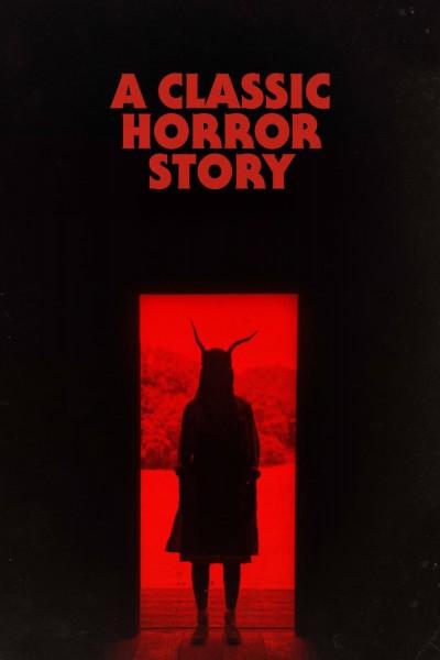 Caratula, cartel, poster o portada de La clásica historia de terror