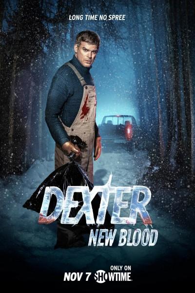 Caratula, cartel, poster o portada de Dexter: New Blood