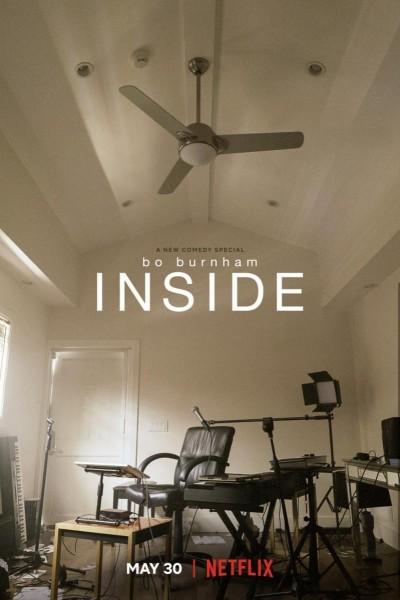 Caratula, cartel, poster o portada de Bo Burnham: Inside