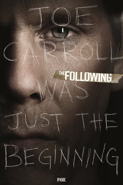 Caratula, cartel, poster o portada de The Following