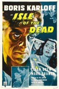 Caratula, cartel, poster o portada de La isla de la muerte (La isla de los muertos)