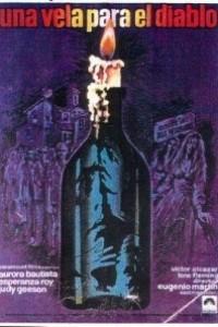 Caratula, cartel, poster o portada de Una vela para el diablo