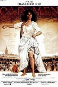 Caratula, cartel, poster o portada de Carmen de Bizet