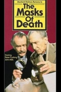 Caratula, cartel, poster o portada de Sherlock Holmes y la máscara de la muerte