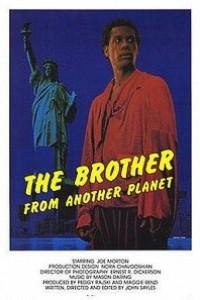 Caratula, cartel, poster o portada de El hermano de otro planeta