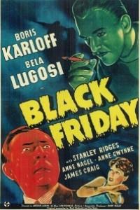 Caratula, cartel, poster o portada de Viernes 13 (Black Friday)