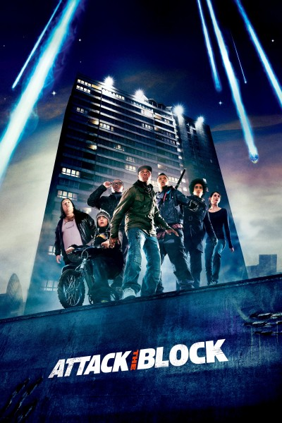 Caratula, cartel, poster o portada de Attack The Block