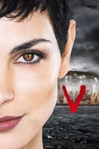 Caratula, cartel, poster o portada de V, los visitantes