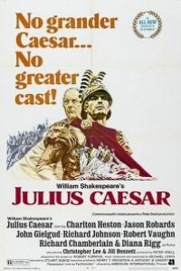 Caratula, cartel, poster o portada de Asesinato de Julio César