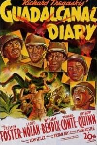 Caratula, cartel, poster o portada de Guadalcanal