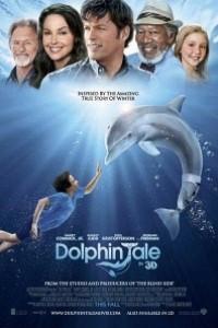 Caratula, cartel, poster o portada de La gran aventura de Winter el delfín