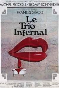 Caratula, cartel, poster o portada de El trío infernal