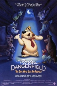 Caratula, cartel, poster o portada de Rover Dangerfield