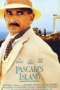 Caratula, cartel, poster o portada de La isla de Pascali