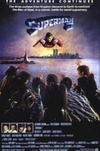 Caratula, cartel, poster o portada de Superman II. La aventura continúa
