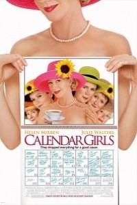 Caratula, cartel, poster o portada de Las chicas del calendario