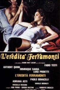 Caratula, cartel, poster o portada de La herencia Ferramonti