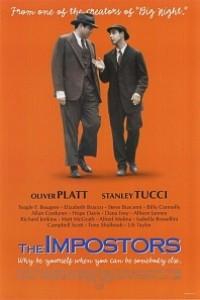 Caratula, cartel, poster o portada de Los impostores