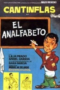 Caratula, cartel, poster o portada de El analfabeto