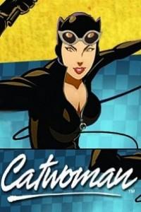 Caratula, cartel, poster o portada de DC Showcase: Catwoman