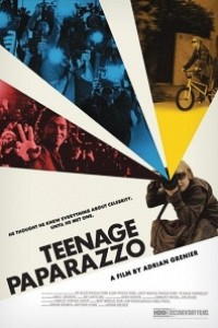 Caratula, cartel, poster o portada de Paparazzi adolescente