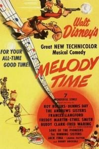 Caratula, cartel, poster o portada de Tiempo de melodía