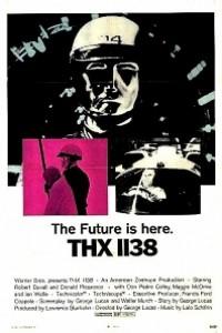 Caratula, cartel, poster o portada de THX 1138