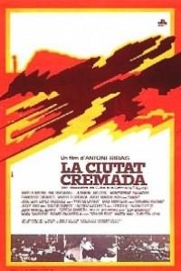 Caratula, cartel, poster o portada de La ciudad quemada