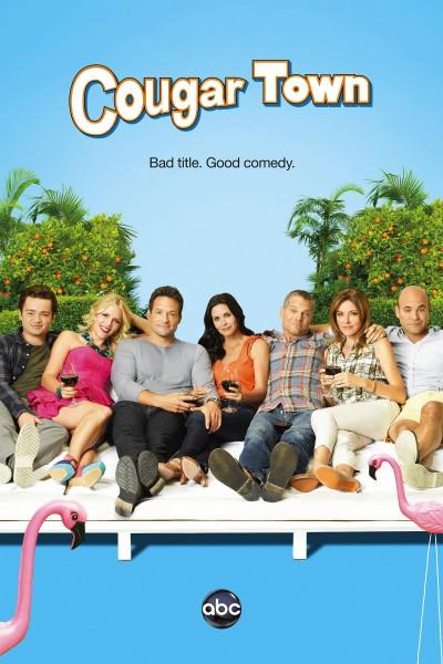 Caratula, cartel, poster o portada de Cougar Town