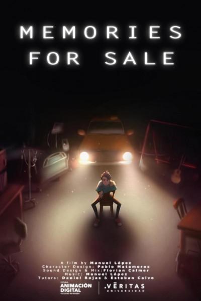 Caratula, cartel, poster o portada de Memories for Sale