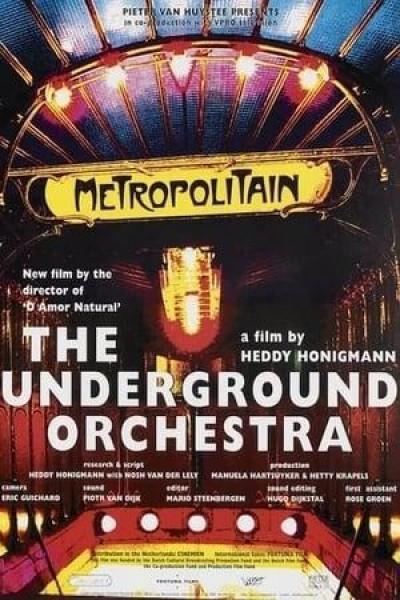 Caratula, cartel, poster o portada de The Underground Orchestra