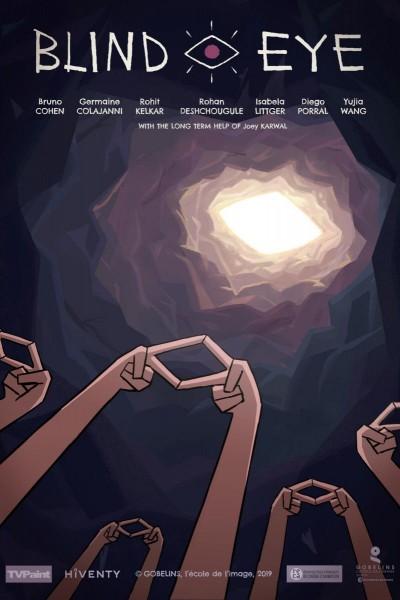 Caratula, cartel, poster o portada de Blind Eye