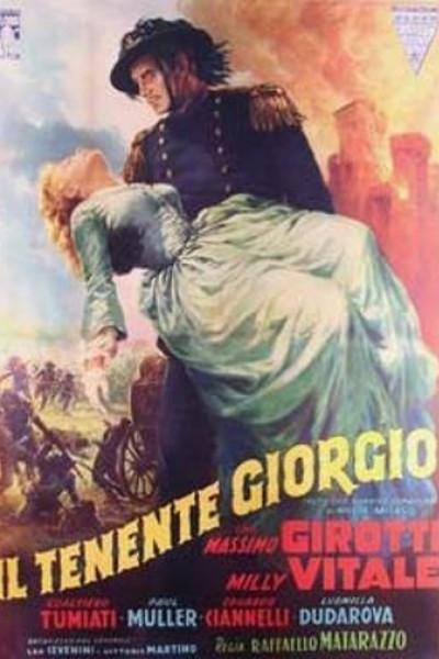 Caratula, cartel, poster o portada de Il tenente Giorgio