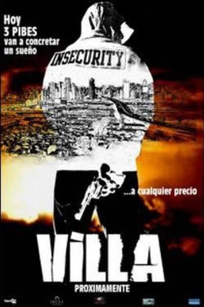 Caratula, cartel, poster o portada de Villa