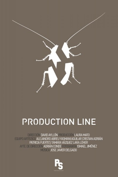 Caratula, cartel, poster o portada de Production Line