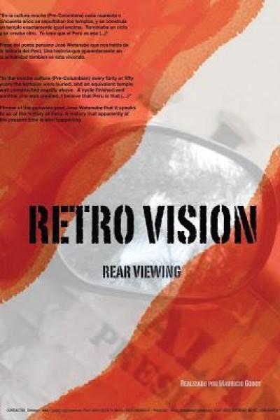 Caratula, cartel, poster o portada de Retro visión