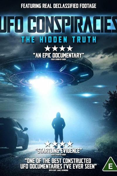 Caratula, cartel, poster o portada de UFO Conspiracies: The Hidden Truth